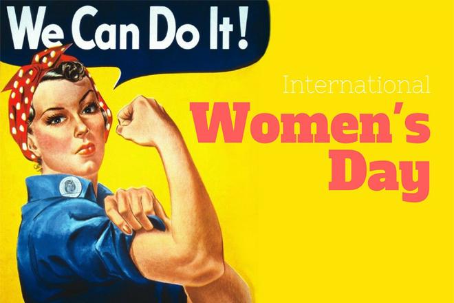 Phụ nữ mạnh