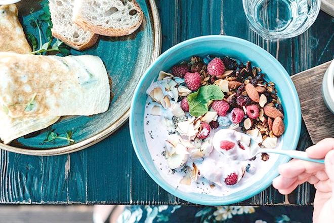 Món ăn tốt cho sức khỏe sinh sản