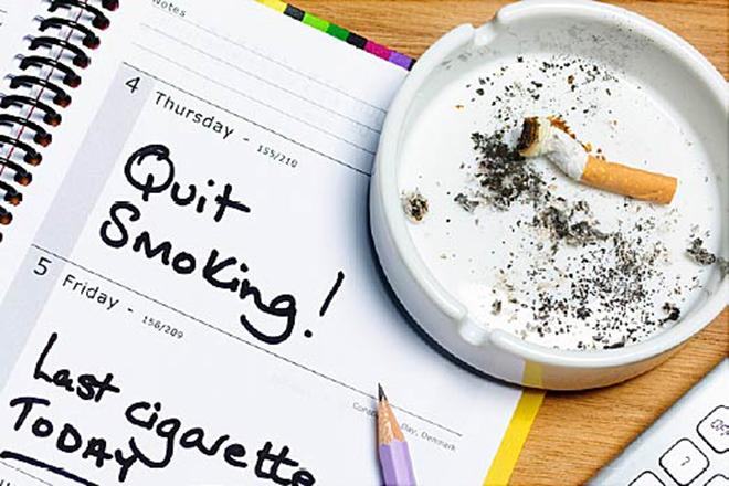 Ngưng hút thuốc