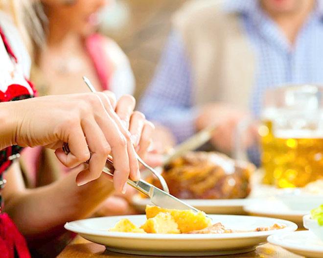 Ăn uống ở nhà hàng