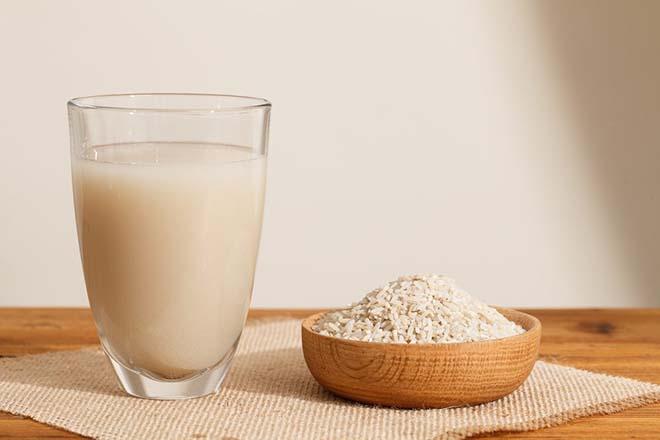 Gạo lứt và sữa gạo lứt