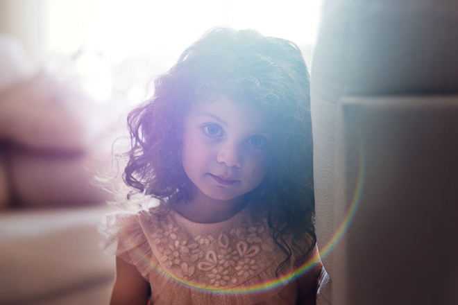 Bé gái đẹp