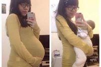 24 giờ đau đẻ toát mồ hôi hột của một mẹ 9X
