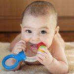 Độc tố trong miếng gặm nướu bằng nhựa của trẻ