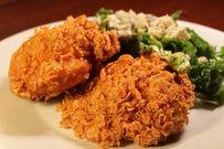 Tuyệt chiêu làm gà rán ngon giòn như KFC cho bé yêu tại nhà