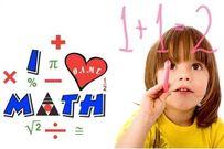 7 bí quyết hay giúp con yêu thích và học giỏi môn toán