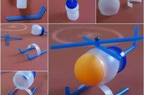 Vỏ chai nhựa và 20 biến tấu đồ chơi đẹp ngất ngây cho bé
