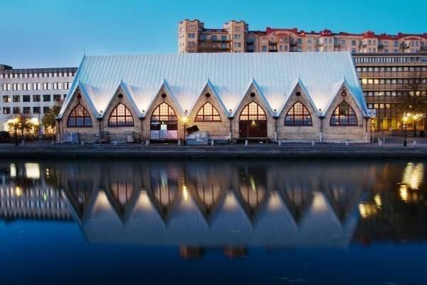 Kết quả hình ảnh cho Nhà thờ Gothenburg