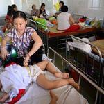 Nhiều bệnh nhi bệnh tay chân miệng, sốt xuất huyết nặng