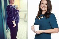 Bà mẹ đơn thân giảm 50kg nhờ uống 9 cốc trà xanh mỗi ngày