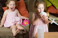 Kỳ lạ bé gái 2 tuổi chỉ thích ăn thảm chùi chân, chổi cọ nhà vệ sinh...