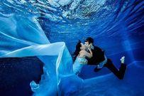 7 điều cần chú ý để có bức ảnh cưới chụp dưới nước đẹp ngất ngây