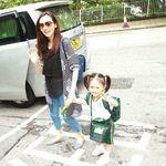 Hoa hậu TVB bằng lòng với cuộc sống một mình nuôi con