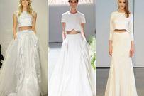 9 xu hướng váy cưới