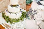 Ngẩn ngơ trước những mẫu bánh cưới rustic cho mùa thu lãng mạn