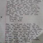 Bức thư mẹ đơn thân dạy con tự lập gây sốt cộng đồng