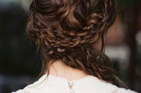 Tổng hợp những kiểu tóc đẹp dành cho cô dâu tóc dài