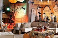 Gợi ý những cách trang trí nhà cửa đón Halloween hãi hùng nhất