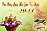 Tổng hợp 60 lời chúc mừng ngày 20/11 hay nhất bằng tiếng Việt và tiếng Anh