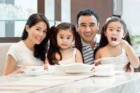 Tâm sự của 3 ông bố Việt nổi tiếng sinh con gái một bề