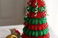 20 cách làm cây thông Noel cực ấn tượng từ mọi chất liệu