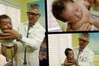 Bác sĩ nhi hướng dẫn cách dỗ trẻ nín khóc sau vài giây