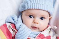 Hướng dẫn mẹ cách giữ ấm phòng bệnh cho bé trong mùa lạnh