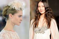 11 xu hướng tóc và trang điểm cô dâu nổi bật trong Tuần lễ thời trang xuân 2016