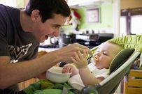 Bật mí 7 tuyệt chiêu giúp các ông làm quen với vai trò bố của trẻ con