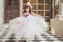 Cận cảnh chiếc váy mọi bà mẹ có con gái đều