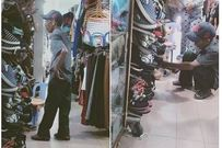 Ông 70 tuổi mua giày tặng vợ ở quê khiến dân mạng cảm động