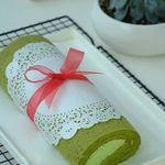 Ngày Tết trổ tài làm bánh bông lan trà xanh thơm mềm đãi khách