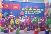 Thông tin tổng quan về trường mầm non Sơn Ca quận Gò Vấp