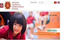 Trường mầm non Việt Úc: chất lượng đi đôi với ngân lượng