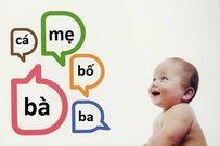 Tuyệt chiêu dạy bé học nói nhanh các mẹ nên biết