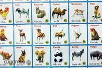 5 mẹo dạy bé nhận biết con vật cực sáng tạo