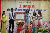 Danh sách các trường mầm non nổi tiếng trên địa bàn thành phố Hồ Chí Minh