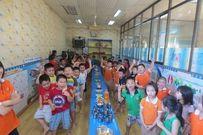 Tìm hiểu hệ thống trường mầm non Việt Mỹ ở Tp.HCM