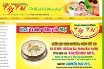 Địa chỉ 22 cửa hàng cháo dinh dưỡng Tây Thi ở  Hà Nội