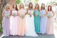 24 ý tưởng kết hợp màu sắc trong đám cưới hot nhất năm 2016