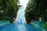 Các hoạt động vui chơi ở ốc đảo xanh: công viên nước Đầm Sen