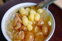 Cách nấu chè hạt sen nhãn nhục thanh mát, mau mềm
