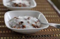 Cách nấu chè đậu trắng nước cốt dừa dẻo bùi béo ngậy