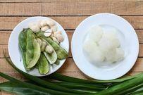2 cách nấu chè đậu ngự ngon mềm, ăn không ngán