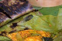Cách làm món cá nướng lá chuối thơm nức mũi