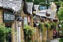 Ghé thăm ngôi làng Nhật Bản đẹp như cổ tích châu Âu