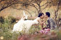 Phải làm gì khi chú rể ngại chụp ảnh cưới?