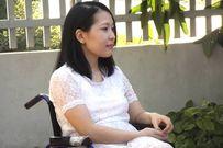 Cô gái ngồi xe lăn và tuyên ngôn gây sửng sốt