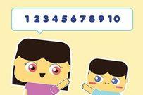 5 cách dạy bé thuộc số đếm từ 0 - 10 cực nhanh, nhớ cực lâu