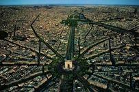 Ngắm 10 thành phố du lịch nổi tiếng thế giới nhìn từ trên cao